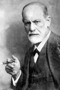 Freud et sa barbe