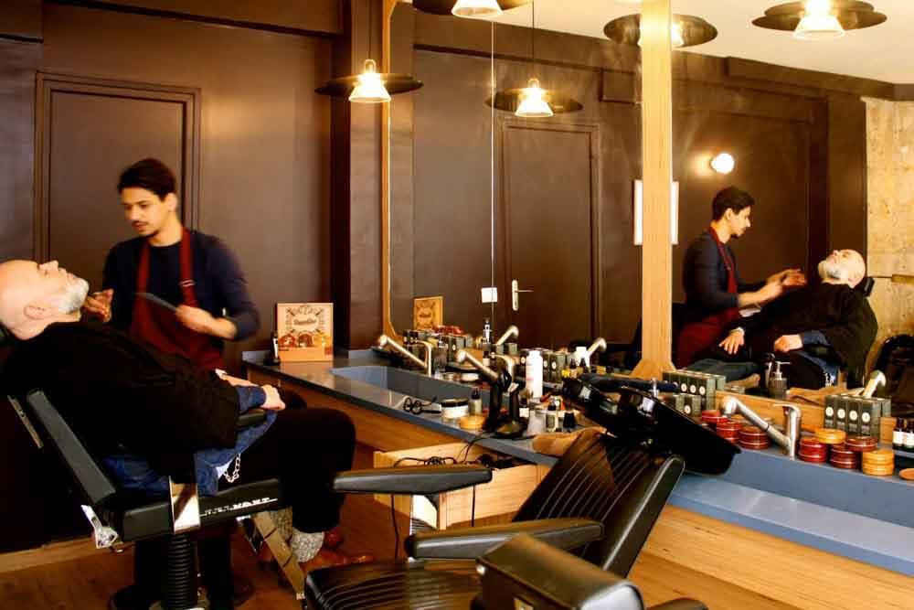 Les Maîtres Barbier Perruquiers - Salon Folie Méricourt