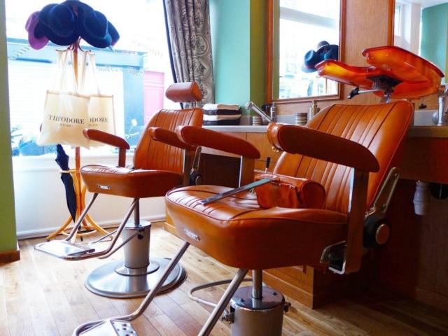 Les Maitres Barbiers Perruquiers - Bienvenue