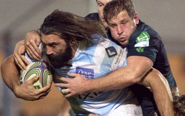 Sebastien Chabal Barbe