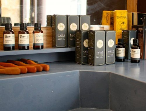 «The Groomed Man Co» : Les meilleures huiles de barbe