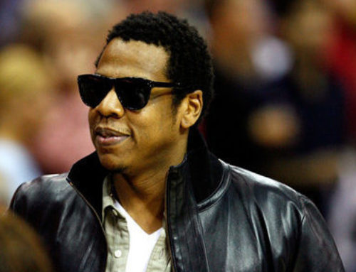 Jay Z dans le Fauteuil des Maîtres