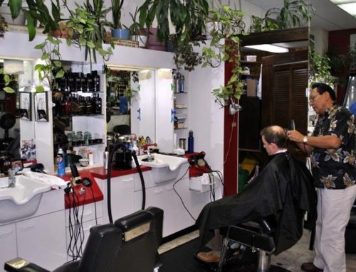 Trouver son Barbier quand on part en Voyage