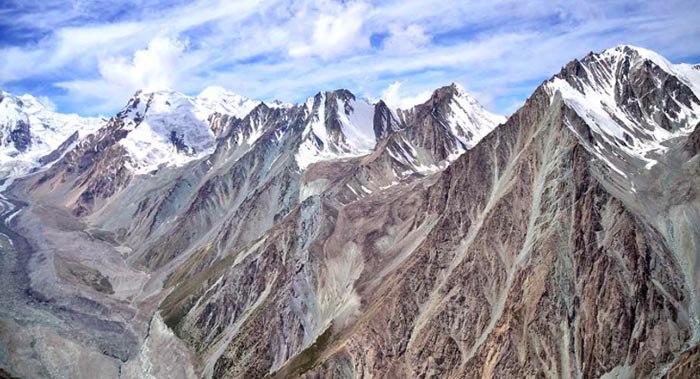 Le Khorog - Route du Pamir