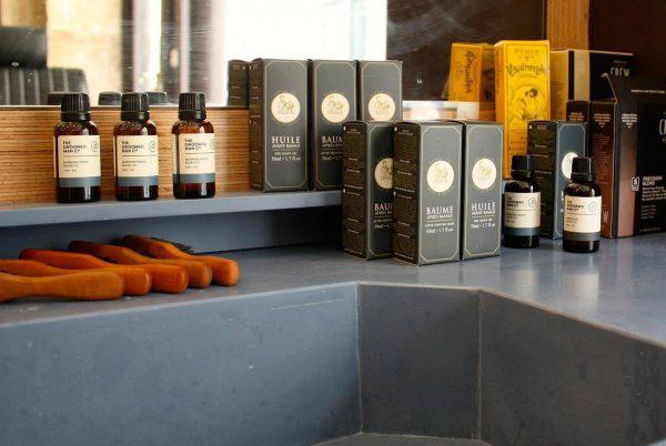 Les Maîtres Barbiers Perruquiers - Produits